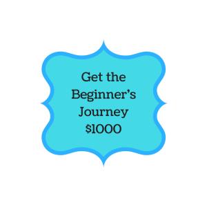 beginner's journey