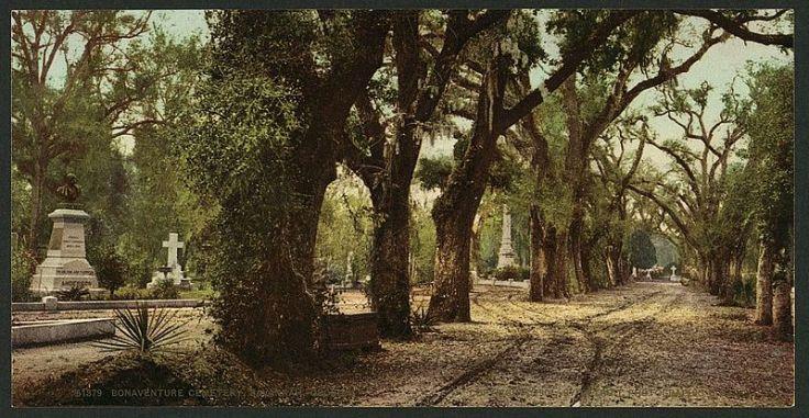 Bonaventure_Cemetery,_Savannah,_Georgia-LCCN2008678153