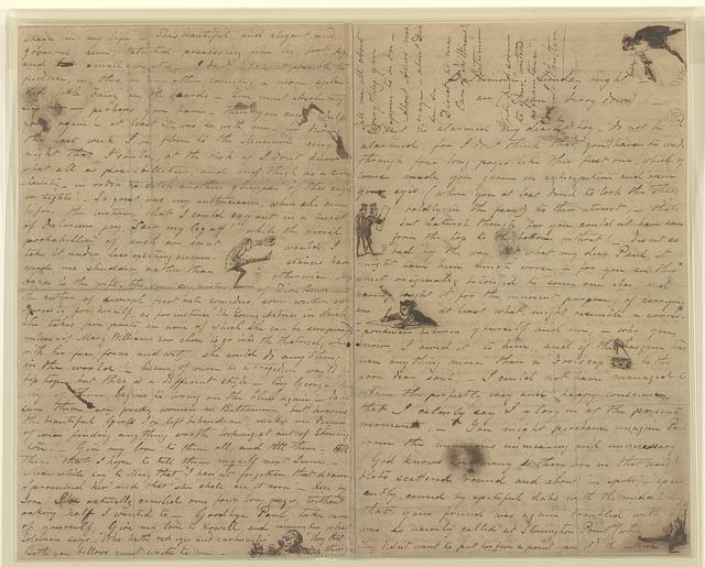 letter from whistler to paul